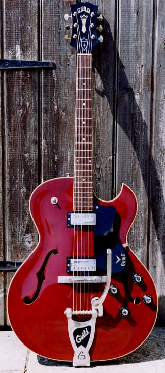 Guild Starfire Iii Westerly Guild Guitars